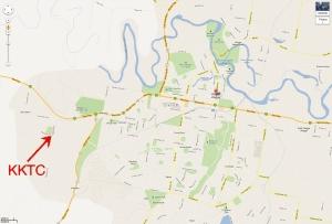KKTC Map